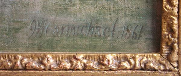 Carmichael signature and date