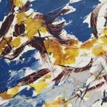 Victor Semyonovich Kazarin, Yellow Horse
