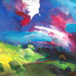 David Leverett, landscape