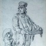 Thomas Worlidge (1700-1766, painter and etcher) - A salesman